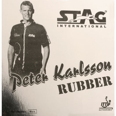STAG - rubber PETER KARLSON