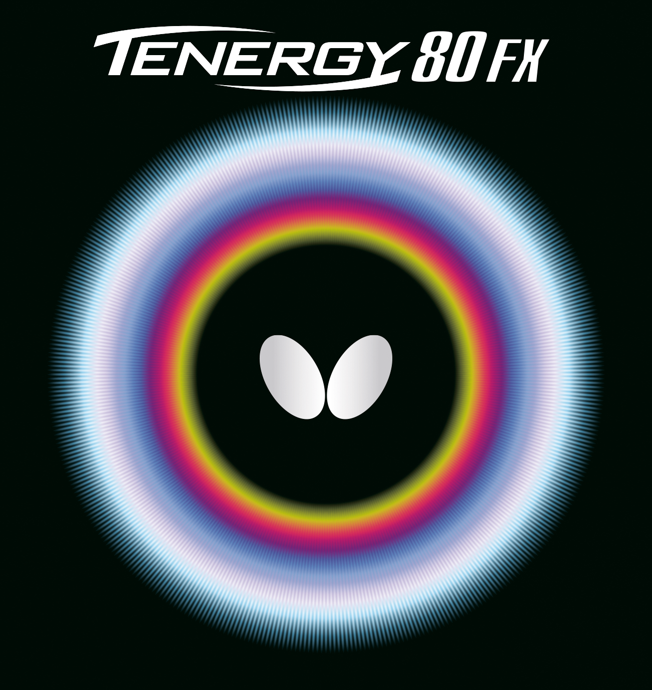 BUTTERFLY - rubber Tenergy 80 fx