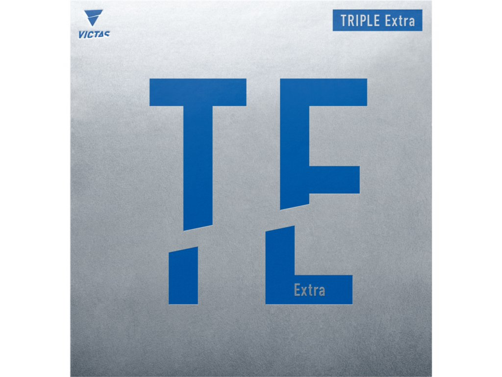 VICTAS - rubber  TRIPLE EXTRA
