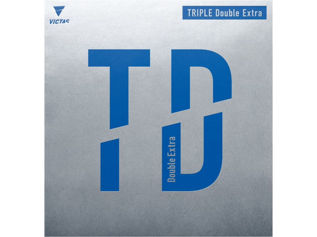VICTAS - rubber  TRIPLE EXTRA DOUBLE