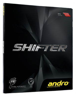 Andro rubber Shifter