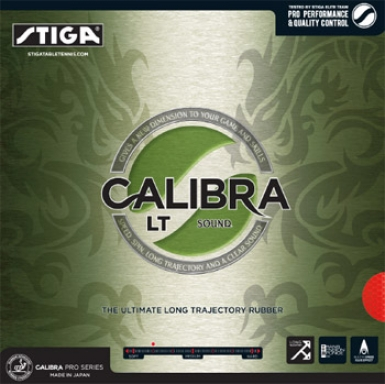 Stiga rubber Calibra LT Sound