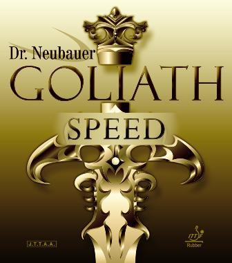 Dr. Neubauer rubber Goliath Speed