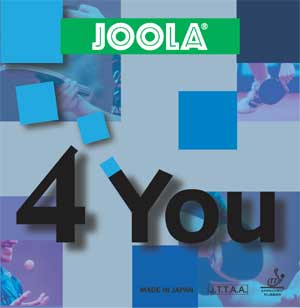 JOOLA - rubber 4 YOU