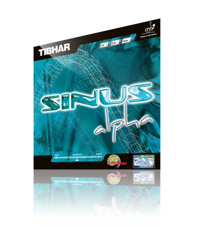 TIBHAR - rubber SINUS ALPHA
