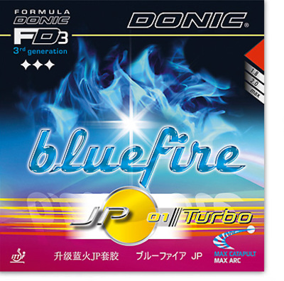DONIC - rubber Bluefire JP01 Turbo