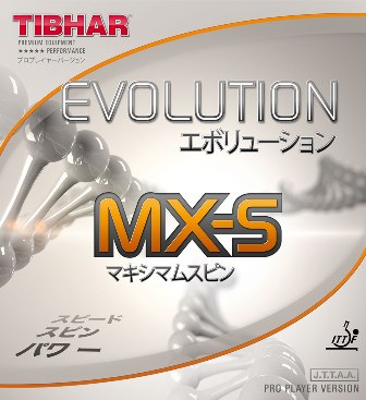 TIBHAR - rubber EVOLUTION MX-S