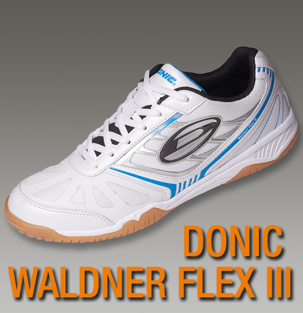 DONIC - SHOES WALDNER FLEX 3