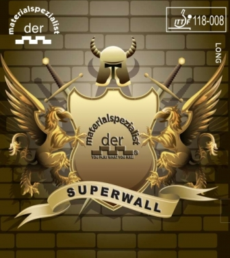 DER MATERIALSPECIALIST- SUPERWALL