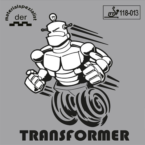 DER MATERIALSPECIALIZT- TRANSFORMERS ANTI