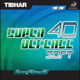 Tibhar rubber Super Defense 40 Soft