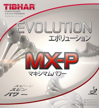 TIBHAR - rubber Evolution MX-P