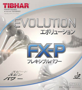 TIBHAR -rubber  Evolution FX-P