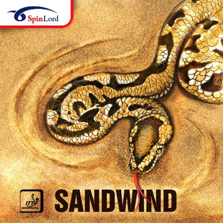 SPINLORD - rubber SANDWIN