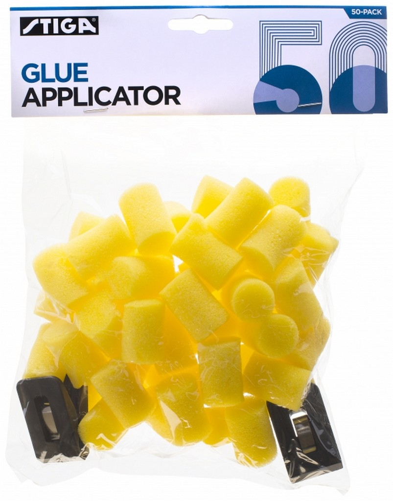 STIGA - glue applicator 50pcs