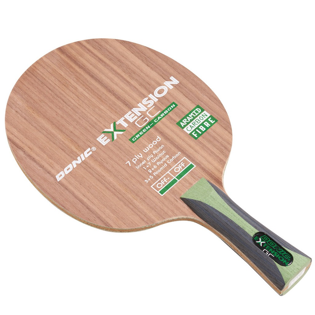 DONIC - Extension Green Carbon