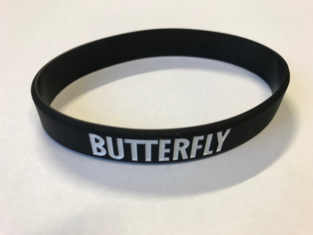 BUTTERFLY - Wristband