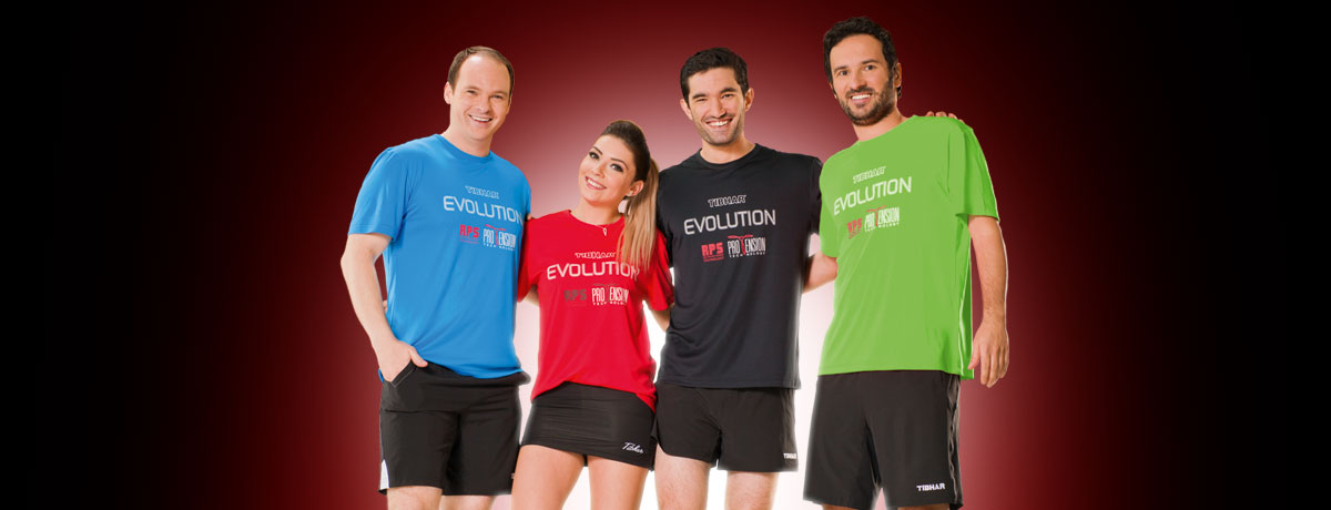 TIBHAR - T-shirt EVOLUTION