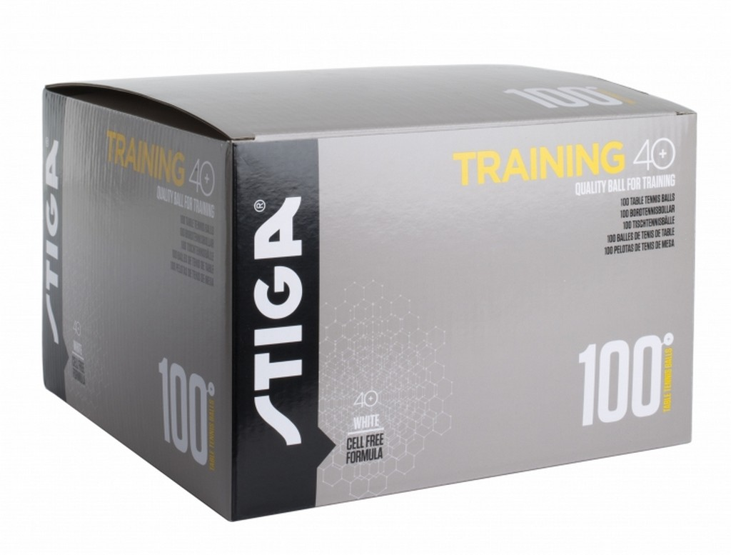 STIGA - Training ABS 40+ (100pcs)