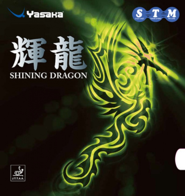 Yasaka- rubber Shining Dragon