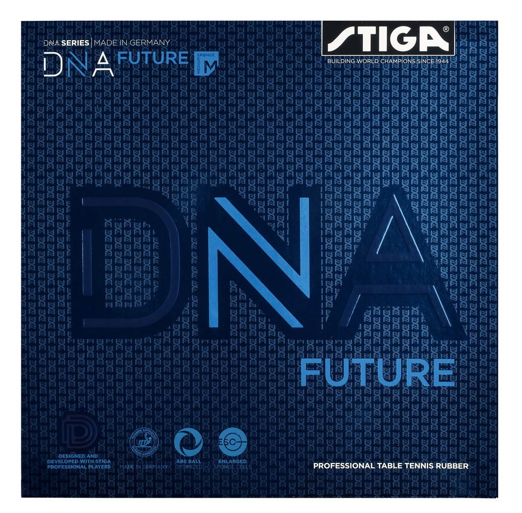 STIGA - rubber DNA FUTURE