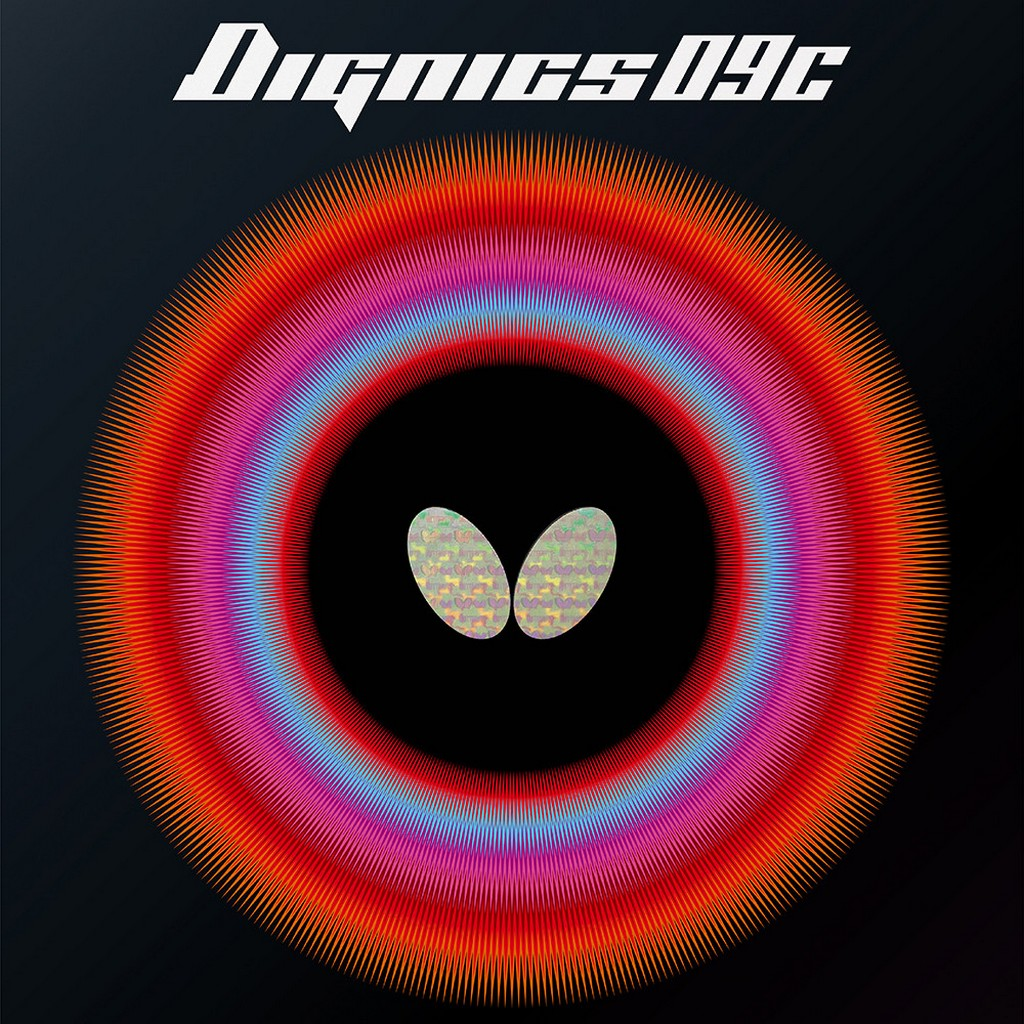 BUTTERFLY  - rubber DIGNICS 09C