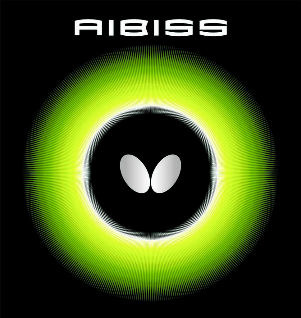 BUTTERFLY - rubber AIBISS