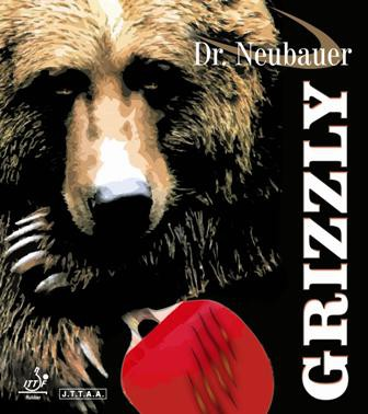 Dr.Neubaer - rubber Grizzly