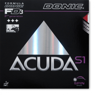 Donic rubberAcuda S1