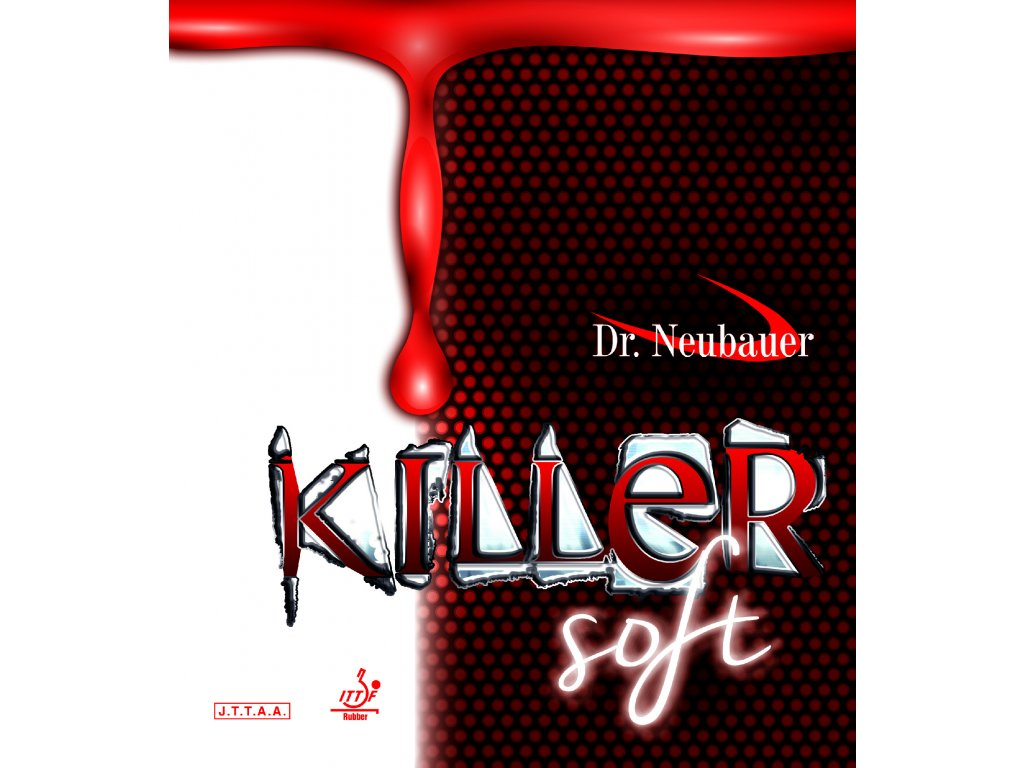Dr. NEUBAUER  - rubber KILLER SOFT 2020