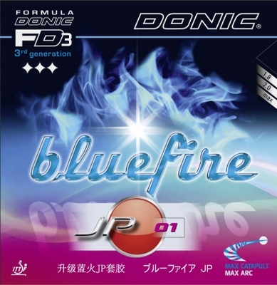 Donic rubber Bluefire JP 01