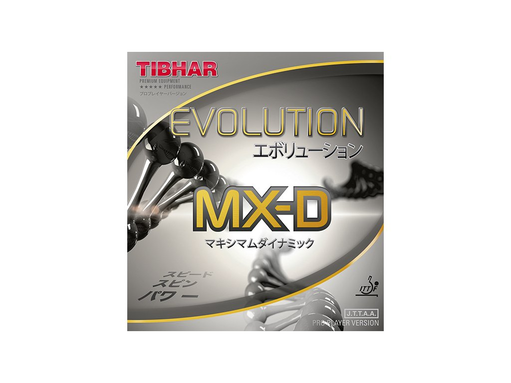 TIBHAR - rubber Evolution MX-D