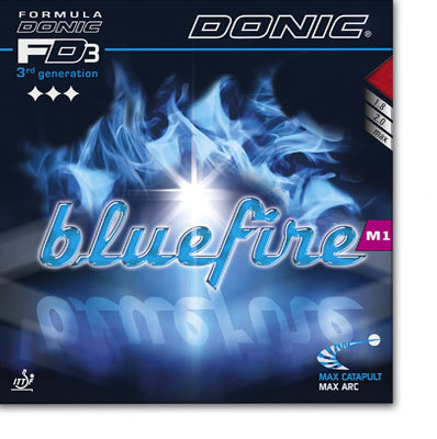 Donic rubber Bluefire M1