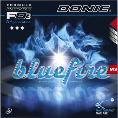 Donic - rubber  Bluefire M3